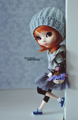 Waiting... (·Yuffie Kisaragi·) Tags: doll pullip stica arsinoe obitsu rewigged rechipped