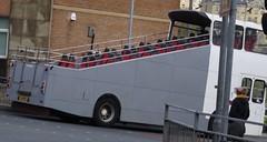 Halifax (Andrew Stopford) Tags: g91pes volvo b10m50 citybus alexanderrv taysideregionaltransport traveldundee nationalexpress hiltons halifax