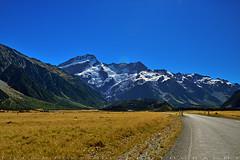 Aoraki Mount Cook National Park (T Ξ Ξ J Ξ) Tags: newzealand aoraki mountcook d750 nikkor teeje nikon2470mmf28 day mountain cook street