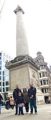 Easter in London, England (caroline_little) Tags: london easter monument greatfireoflondon england