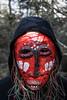 aprill 15, 2017-DSC_9363 (Tanel Aavistu) Tags: masks scary mask brutalmasks africanmasks africamask cool people forest estonia d3300 nikon