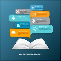 free Vector Business Education Concept infographic templates (cgvector) Tags: advertising arrow bar business chart circle collection communication concept data demographic diagram economic education element flat graph graphic group growth human icon info infochart infographic infomation information internet layout map modern people pie print rate rating report set sign simple statistic symbol tab template templates text typography vector vintage visual visualization web world