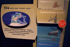"Continents at the Carboniferous Period • <a style=""font-size:0.8em;"" href=""http://www.flickr.com/photos/34843984@N07/14919876423/"" target=""_blank"">View on Flickr</a>"