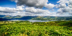 Lake Windermere (Becky Bunce) Tags: lake rural landscape perspective lakes lakedistrict cumbria windermere 2014