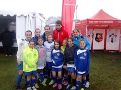 Les filles à la Piv  Cup 2014