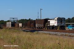 141020_02_CYDZ239_wldwd (AgentADQ) Tags: railroad train florida transportation wildwood conrad freight s2 csx 239 alco sline cydz yelvington