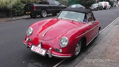 1958 Porsche 356A 1600 (Rorymacve Part II) Tags: auto road bus heritage cars sports car truck automobile estate transport historic motor saloon compact roadster motorvehicle