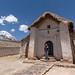 Igreja nas redondezas do vulcão Sajama