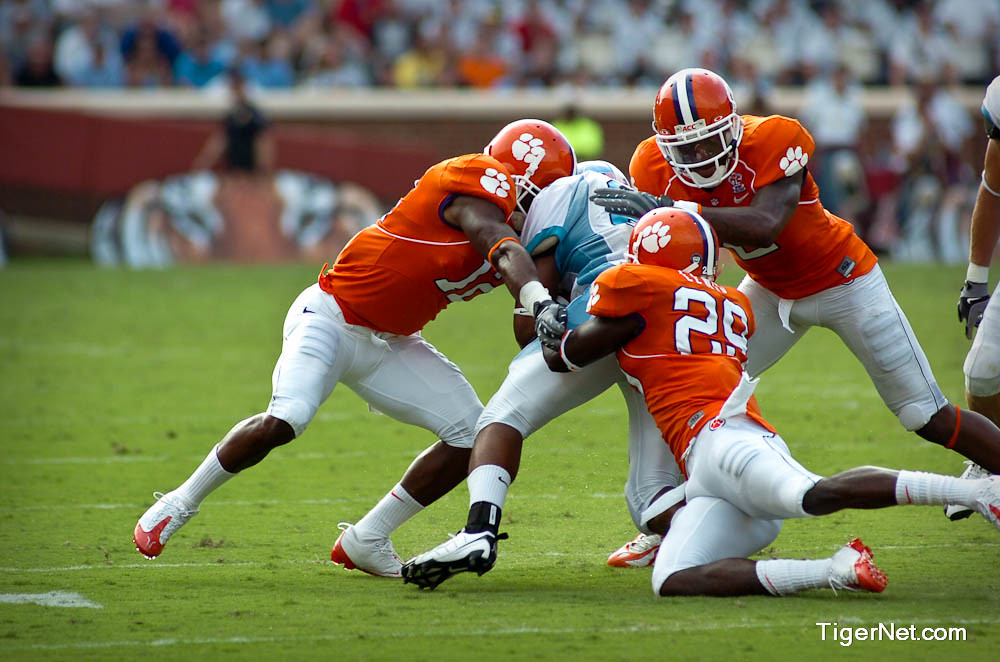 Clemson Photos: 2008, Football, Haydrian  Lewis, thecitadel