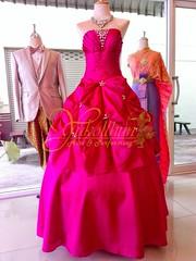 Lady Pink (Red carpet series) - เช่าชุด ชลบุรี