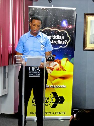 XV Certamen Nacional de Ensayo Científico 2014