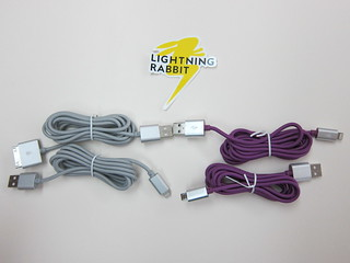 Lightning Rabbit Cables