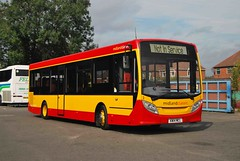 Midland Classic KW14MCL 03/10/14 (MCW1987) Tags: 2 classic 200 alexander dennis midland enviro adl kw14mcl