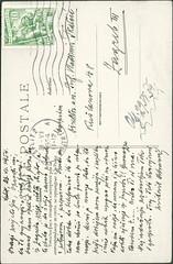 3037 R 75. Saint-Germain-en-Laye Le Muse - Salle XVI EJD ~ 1910  Putovala 23.VI.1954. za Prof. V. Tkalia (Morton1905) Tags: muse v le r 1910 75 za prof ~ salle saintgermainenlaye xvi 3037 ejd tkalia putovala 23vi1954