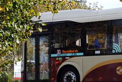 29 (Callum's Buses & Stuff) Tags: man bus volvo edinburgh iron hybrid lothian 7900 madder lothianbuses edinburghbus madderandwhite madderwhite busesedinburgh lothianedinburghedinburgh