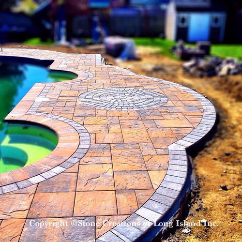 flickriver: stone creations of long island pavers and masonry 's