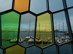 P9230552 - Version 2 (julia_stanton) Tags: harbor iceland reykjavik operahouse