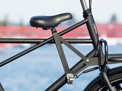Fr8 Schuurpapier--2 (@WorkCycles) Tags: color dutch amsterdam bike bicycle sparkle granite sparkly nederlands fiets sandpaper fr8 anthracite schuurpapier transportfiets workcycles papafiets matteseasonal