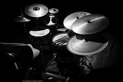 Dave's Jazz Kit (PC3 Photography/Paul Carter III) Tags: avediszildjiancymbals zildjiankcustomcymbals vicfirthdrumsticks sizzlecymbal cowbell drummallet floortom bassdrum cymbalstand ridecymbal snaredrum hihat percussionmallet bassdrumpedal thehihatpedal snaredrumstand drumbrushes cresentwrench drumstool wingnut cymbalfelts jazzology davemarsh thebull gretschdrums canont2i