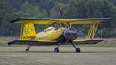 Grumman G-164 Ag-Cat (Karpik :)) Tags: catwalk grumman nikkon g164 d3100 epgr