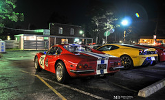 Ferrari Dino & Scuderia (Matthew Britton) Tags: auto california road red sexy classic ass car sport matt nikon italia dino matthew rally super images ferrari crescent exotic springs bmw arkansas nikkor m3 mb eureka britton f430 2014 458 d300s