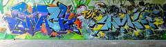 Den Haag Graffiti (Akbar Sim) Tags: holland netherlands graffiti nederland denhaag thehague binckhorst agga akbarsimonse akbarsim