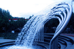 """Car Wash Fountain • <a style=""""font-size:0.8em;"""" href=""""http://www.flickr.com/photos/34843984@N07/15358858059/"""" target=""""_blank"""">View on Flickr</a>"""