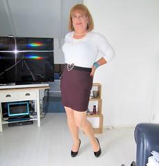 Skirt (Trixy Deans) Tags: cute sexy classic tv legs cd skirt crossdressing tgirl tranny transvestite trans transgendered miniskirt crossdresser crossdress skirts transsexual classy shemale trixy miniskirts shemales xdresser transvesite sexyheels crossdreeser trixydeans sexytransvestite