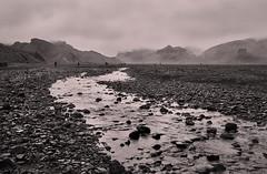 Emstrur - rsmrk (Sentinel7) Tags: mountain monochrome iceland hike canon5dmkiii gadventures