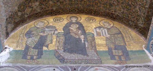 Mosaic Panel (10th Century)