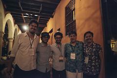 Hay Festival Cartagena 2014- Presentación Ambulante Colombia (AmbulanteCol) Tags: gaelgarciabernal jaimeabello camilopachón hayfestivalcartagena ambulantecolombia ambulantecol camilocorredor juancamilocruz