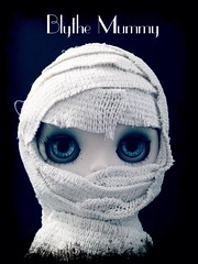 "Blythe Mummy [BaD 10/20/14] ""The Mummy Returns"""