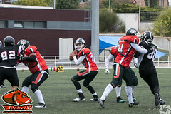 Homenaje a Esteban '14 - Black Demons VS Jabatos