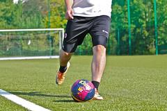 Anspannung! (Don Gelo) Tags: barcelona sport goal hessen fussball soccer nike tor adidas fitness fcb fcbarca eintracht eintrachtfrankfurt