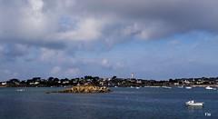 île de Batz (viti2012) Tags: ferry de ile roscoff bretagne batz littoral stpoldeléon