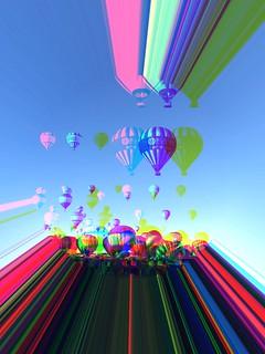 #crazycamera #balloonfiesta