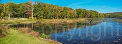 Silvermine Lake, Harriman State Park, New York (jag9889) Tags: park autumn panorama usa lake ny newyork fall colors landscape nationalpark unitedstates unitedstatesofamerica foliage kayaking pip orangecounty paddling kayaker 2014 stonypoint harrimanstatepark publicpark palisadeinterstatepark jag9889 20141003