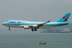 Korean Air B747-400 HL-7491 (altinomh) Tags: skies queen boeing 747 jumbojet hump jumbo b747 queenoftheskies queenofthesky