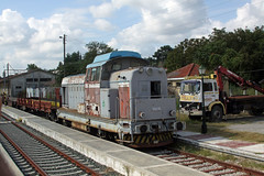 55153 Soufli, 15/09/14 (Richard.A.Jones Railways) Tags: train greek trains greece macedonia railways timeless macedonian soufli