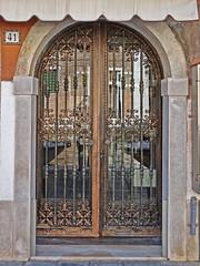 Murano Gate (Atelier Teee) Tags: italy gate portal murano atelierteee terencefaircloth isoladimurano lagunaveneto