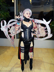 Tortured Souls (JoDi War) Tags: flesh fetish actionfigure wings cosplay bondage gore horror latex pvc hellraiser clivebarker cenobite torturedsouls