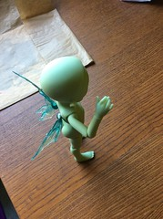 Bambicrony C.B. Maerchen fairy elf skyblue kiera (Lugar de nadie) Tags: blue elf fairy bjd limited kiera ciaobella yosd bambicrony