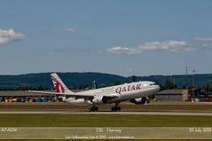 Qatar - A7-ACM - A330-200 (Aviation & Maritime) Tags: norway airbus a330 osl gardermoen qatar engm qatarairways a330200 oslolufthavngardermoen airbus330 osloairport airbus330200 osloairportgardermoen a7acm