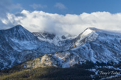 October 5, 2014 - A very cold morning on top Trail Ridge Road. (Tony's Takes)
