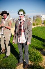 NJ Zombie Walk - Asbury Park - LII (RGL_Photography) Tags: newjersey unitedstates asburypark monmouthcounty zombies zs jerseyshore walkers walkingdead zombiewalk zombieapocalypse greymatters nikon18105mmf3556vr nikond7000 greetingfromasburypark newjerseyzombiewalk2014 zombiesvsbraincancer