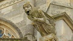 118 Basilique Notre-Dame de l'pine, L'pine, Marne (Thomas The Baguette) Tags: france seine catholic champagne churches notredame lettuce vitrail gargoyles chateau snails eglise vitraux chlonsenchampagne marne jeannedarc saintecroix sexyguy lpine timberframedhouse