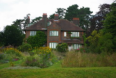 House (jlarsen2006) Tags: uk england house st bernard corner garden george lawrence property national trust shaw hertfordshire shaws ayot