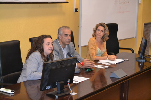 Miguel Valls en la Universidad de Murcia 3