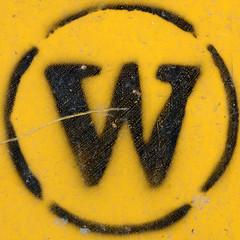 letter W (Leo Reynolds) Tags: w letter squaredcircle wwww oneletter grouponeletter xsquarex xleol30x sqset113 xxx2014xxx