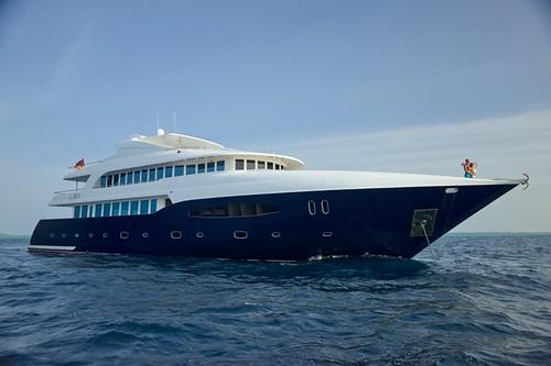 MALDIVES BLUE FORCE ONE